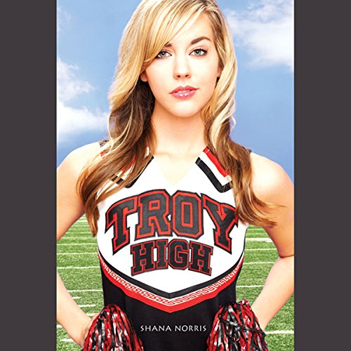Troy High  audiobook cover art