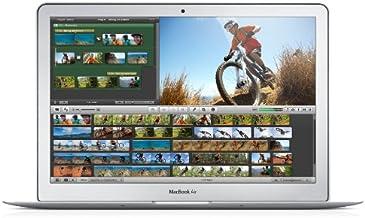 "Apple MacBook Air 11"" i7 1,7 GHz 4 GB RAM 128 GB SSD QWERTY - Plata (Reacondicionado)"