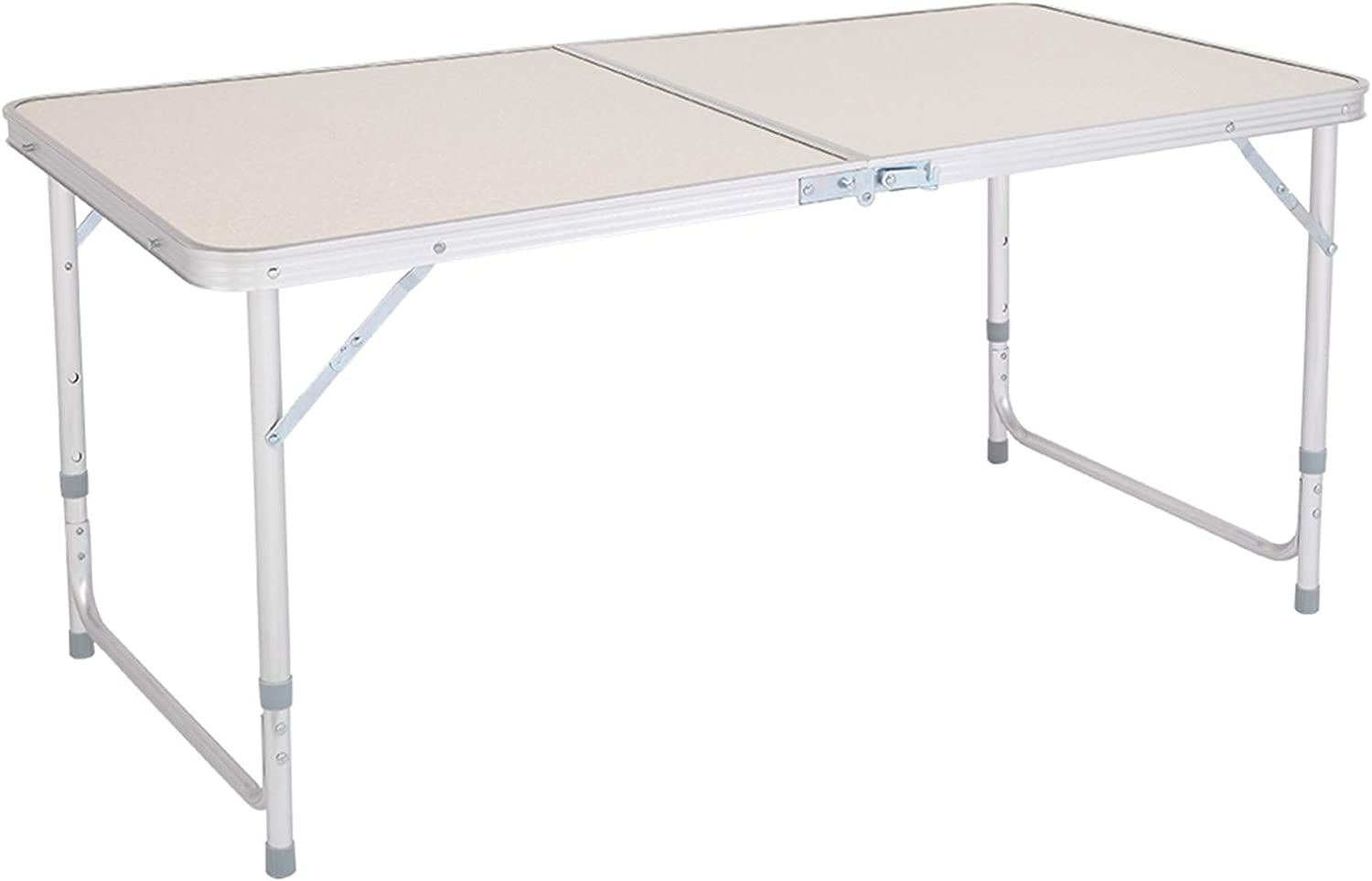 Savins 120 x 60 Max 74% OFF 70 At the price Picnic 4Ft Folding Adjustable Height Table