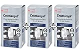 WMF Entkalker Cromargol Wasserkocher-Entkalker Kalk-Reiniger 3x4er-Pack für alle Wasserkocher...