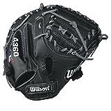 Wilson A360 32.5' Youth Baseball Catcher's Mitt (Right Hand Throw)