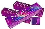 Pack 3 - Matizador Profesional SIN AMONIACO y libre de PPD y MEA - V+ - Violeta -Intensificador de color Violeta o Lila especial para mechas- NEALA 3 x 100ml.