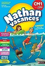 Cahier de Vacances 2020 du CM1 vers le CM2 - Nathan Vacances - 9/10 ANS de Céline Charrière