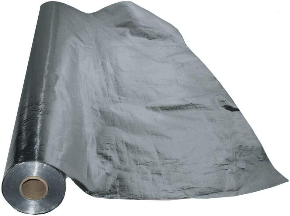 300 Regular store sqft Popular product 4x75 Aluminum Foil Sauna Barri Vapor Insulation Barrier