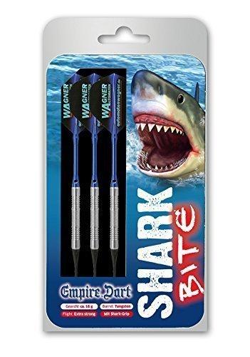 Wagner Automaten Dartpfeile Dart-Set Made by Empire®Dart (Shark Bite, 16 Gramm)