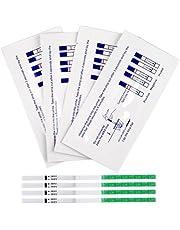 Ecloud Shop® 60 Predictor de ovulación + 30 Tiras de Prueba de Embarazo temprano