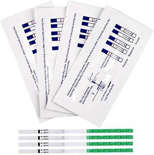 Ecloud Shop® 60 Predictor de ovulación + 30 tiras de