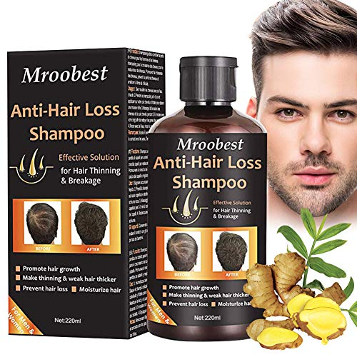 Hair Loss Shampoo, Champú Anticaida, Anti Pérdida De
