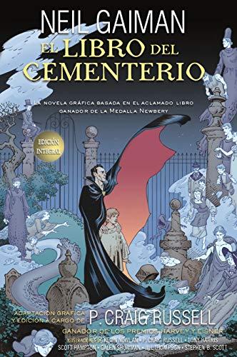 El libro del cementerio. Novela gráfica (Cómic / Nov. Gráfica)