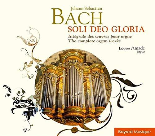 Bach / Soli Deo Gloria