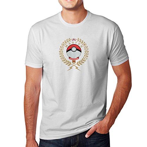Planet Nerd - Evolve or die - Herren T-Shirt, Größe XL, weiß