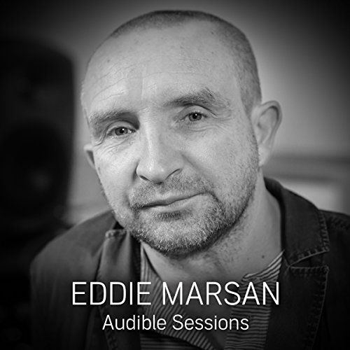 Eddie Marsan audiobook cover art