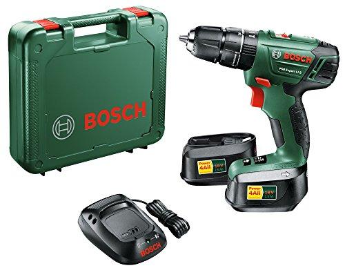 Bosch psb-bricolage-06039 a3305 Expert (18 V) 2607336864 2 (Bat.) Boormachine met lithium batterij.