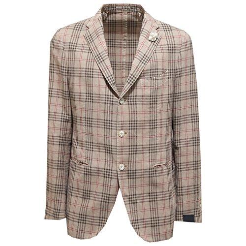 Lardini 0738N Giacca Uomo Jacket Coat Men [54]