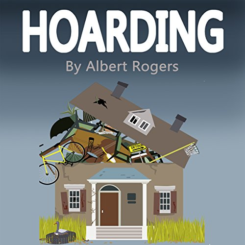 Hoarding audiobook cover art