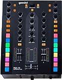 Gemini PMX-10 - Mezclador de 2 canales para DJ profesional con almohadillas de rendimiento RGB, MIDI...