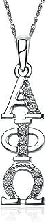 alpha phi omega necklace