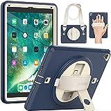 SEYMAC iPad 5th/6th Generation 9.7 Case,...