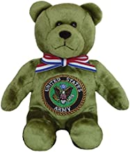 Original Holy Bears US Army Military Plush with Inspirational Hang Tag Message 9 inches