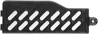 WORKER F10555 3D Printing No.166 Extended Black Cover for Nerf N-Strike Elite Stryfe Blaster's Battery Box