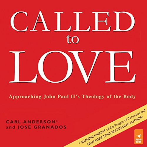 Called to Love audiobook cover art