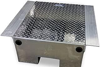 Iconic MetalGear 1800 Aluminum In-Frame Battery Box - 23
