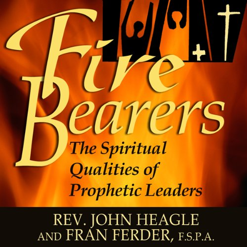 Fire-Bearers audiobook cover art