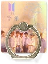 Fanstown Kpop Image Phone Finger Ring Holder & Stand,Grip Kickstand (BTS D)