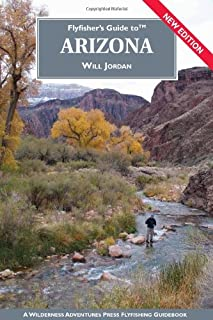 Flyfisher's Guide to Arizona (Flyfisher's Guide Series)