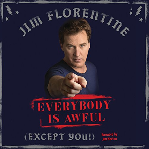 Everybody Is Awful audiobook cover art