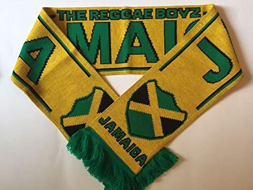 Jamaika Jamaica Schal Fanschal Fussball Schal