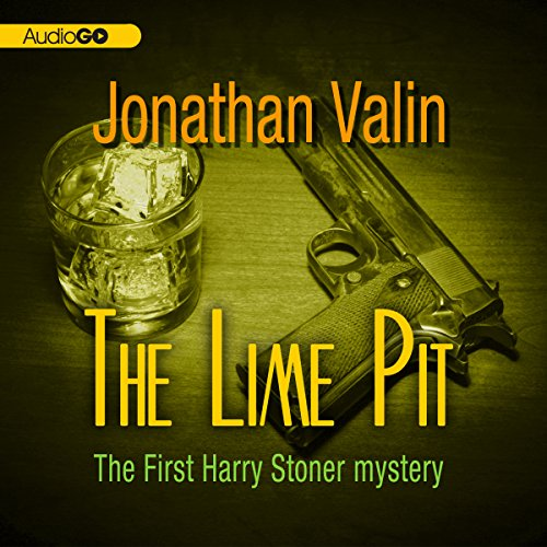 The Lime Pit audiobook cover art