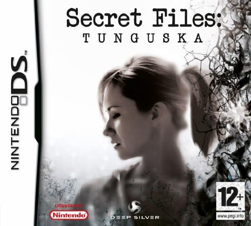 Secret Files: Tunguska (Nintendo DS) by DS