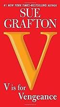 V is for Vengeance (A Kinsey Millhone Novel)