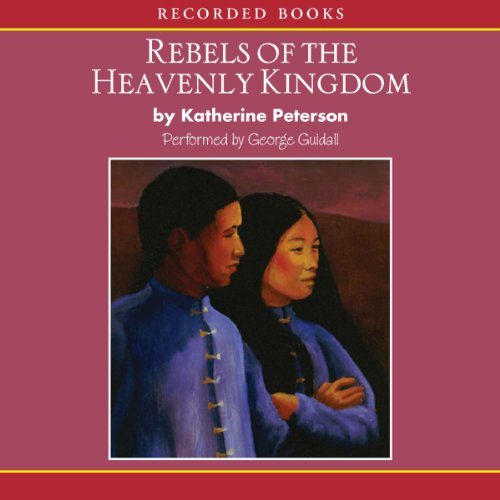 Rebels of the Heavenly Kingdom audiobook cover art