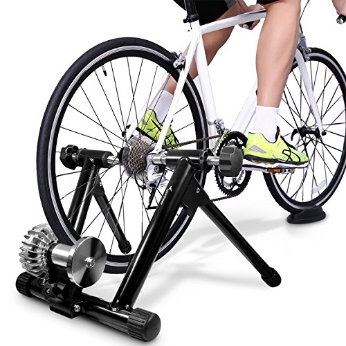 Sportneer Fluid Bike Trainer Stand, Indoor Bicycle...