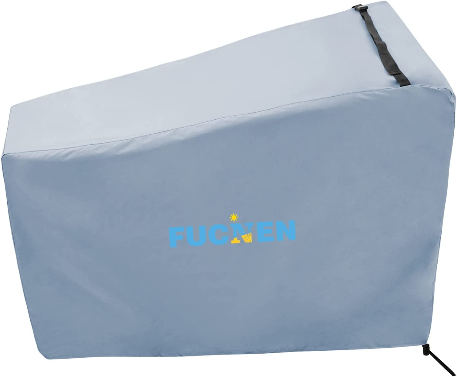Exercise Bike Cover FUCNEN Protective Cover for Upright Stationa