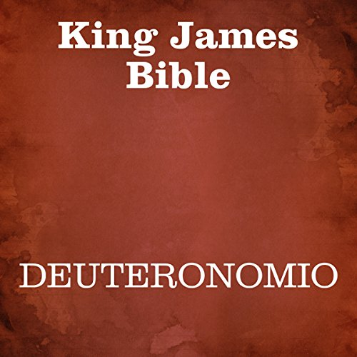 Deuteronomio [Deuteronomy] audiobook cover art