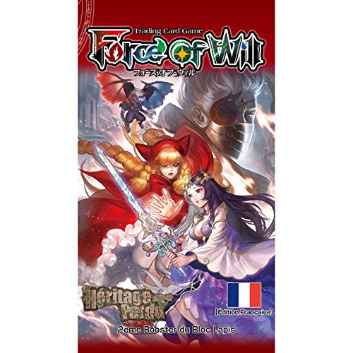 Force of Will TCG - Boosters - Héritage Perdu (FR)