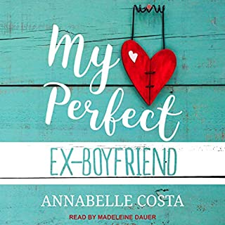 My Perfect Ex-Boyfriend audiobook cover art