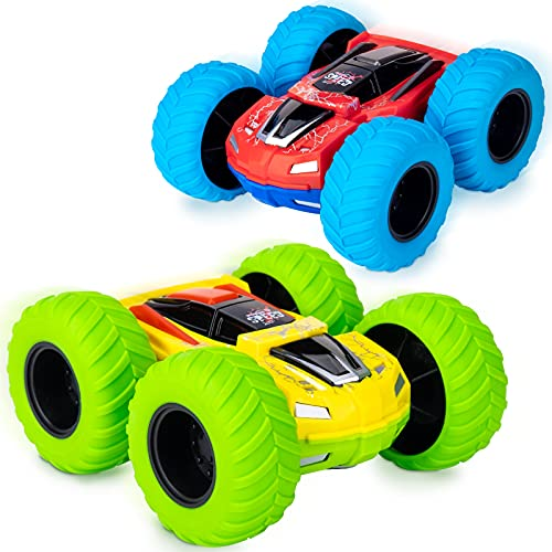 Toys for 2 3 4 5 Year Old Boy Gifts, Boys Kids Toys Age 2-5 Toy Cars...