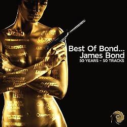 Best Of Bond : James Bond (50ème Anniversaire) (2 CD)