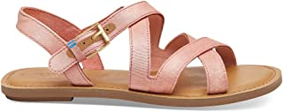 Women's Sicily Ankle Strap Leather Sandal