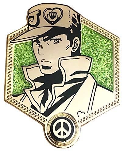 Golden Jotaro (Diamond Is Unbreakable): Jojo's Bizarre Adventure Collectible Pin