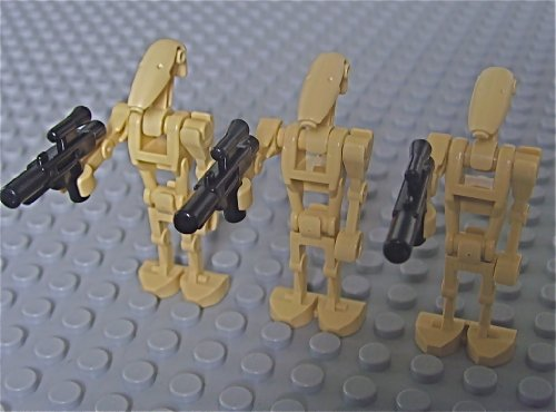 Lego Star Wars Mini Figure - Battle Droid by LEGO