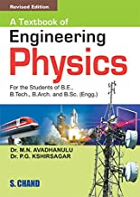 Best a textbook of engineering physics s chand Reviews
