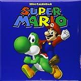 Super Mario Brothers 2014 Wall Calendar (Wall Calendars)