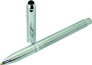 Sherpa Pen Case Silver Ballpoint Stylus