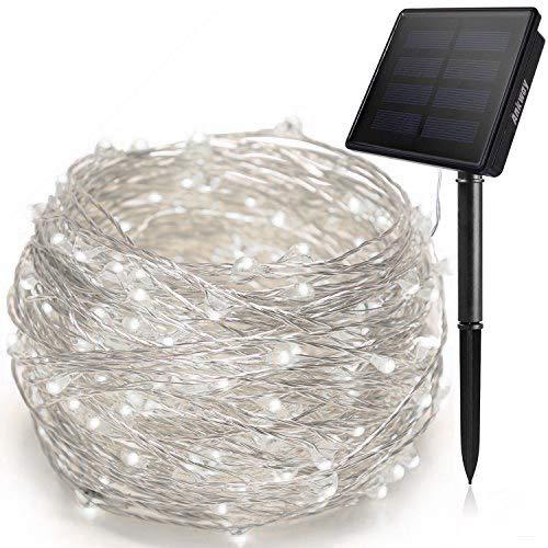 Solar LED Lights Ankway LED Solar Lights Patio Weatherproof