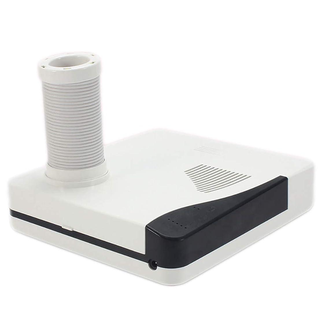 交流する速度未来1つの釘機械に付き4つ、多機能の釘の芸術装置、家のマニキュア用具のための電気スタンドが付いている釘のファイルドリルの釘の集じん器の掃除機機械、